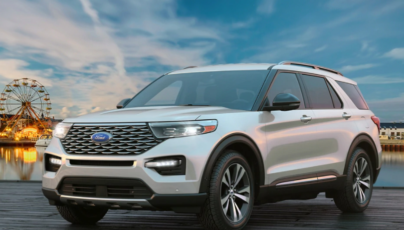 5 Reason The 2020 Ford Explorer Is A Great Family Car Fairlane Ford Sales Inc Blog